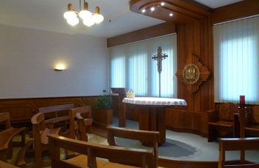 Cappella Casa Cardinal Guarino