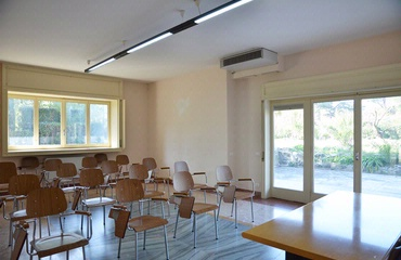 Sala meeting e conferenze